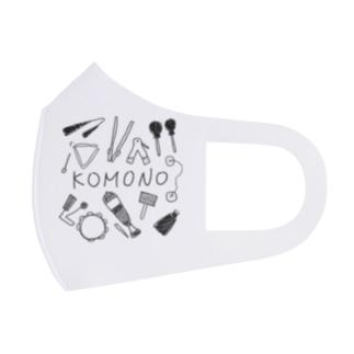 KOMONO Full Graphic Mask