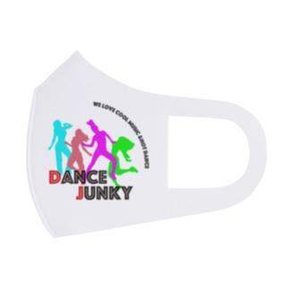 DANCE JUNKYマスク Full Graphic Mask