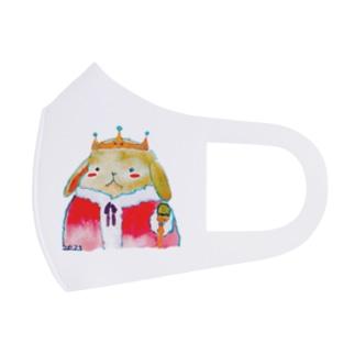 ムームー帝国建国記念グッズ1/シンプル Full Graphic Mask