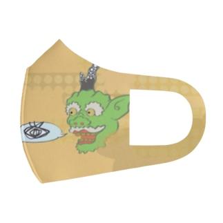 すゑの🍯ダん Full Graphic Mask