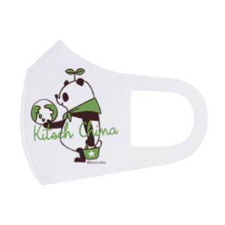SAVE PANDA Full Graphic Mask