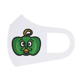 ぽこりん Full Graphic Mask