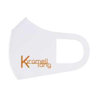 Karamell_klang logo Full Graphic Mask