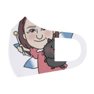 妖精たみちゃん Full Graphic Mask