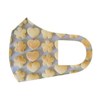本物のクッキー Full Graphic Mask