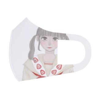 おやつの時間 Full Graphic Mask
