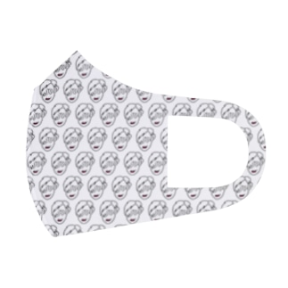 MITSU Full Graphic Mask