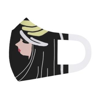 バナナ フライデー Full Graphic Mask