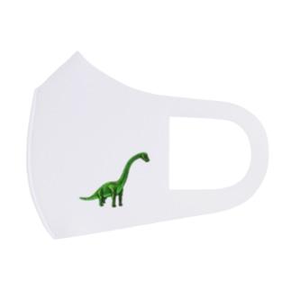 ブラキオサウルス Full Graphic Mask