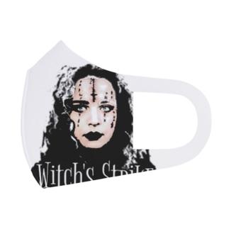 魔女の一撃 Full Graphic Mask