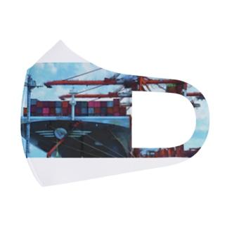 コンテナ Full Graphic Mask