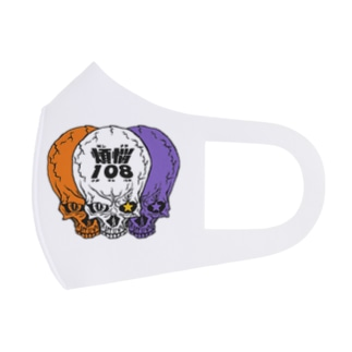 skull3 Full Graphic Mask