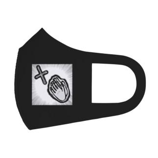 アーメンブラック Full Graphic Mask