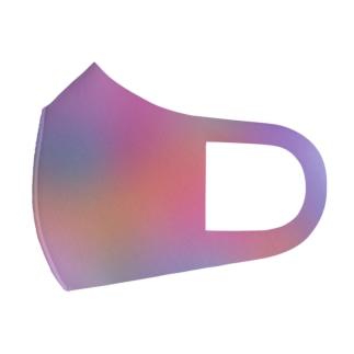 夢 Full Graphic Mask