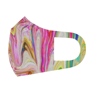 enogu Full Graphic Mask