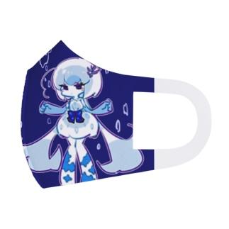 くらげ娘の帝姫ちゃん2 Full Graphic Mask