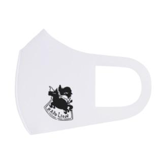 ナポライオン Full Graphic Mask