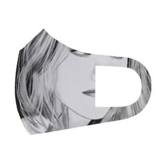 Portrait Full Graphic Mask