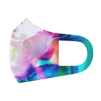 wonder Full Graphic Mask