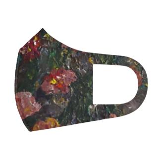 いばらの花園 Full Graphic Mask