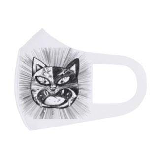 インパクトたま Full Graphic Mask