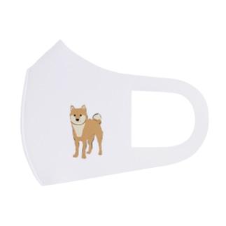 柴犬 Full Graphic Mask
