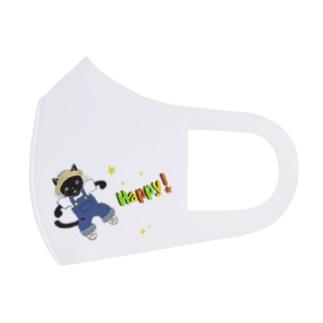 SU-KUのHappy!Happy!Happy! Full Graphic Mask