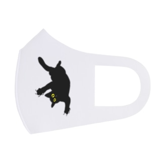 シャキーン Full Graphic Mask