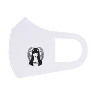 ちぇんちぇんのAIRIA★02 Full Graphic Mask