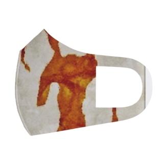 temiya cave Full Graphic Mask