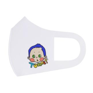 ともきくん Full Graphic Mask