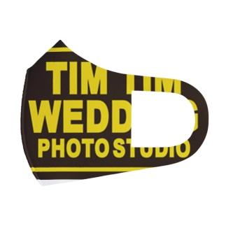 TimTim Full Graphic Mask