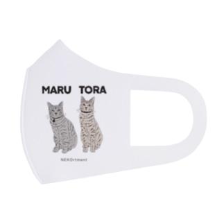 カラデザ(MARU TORA) Full Graphic Mask