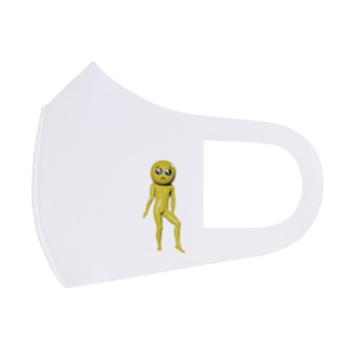 かわいいPIEN Full Graphic Mask