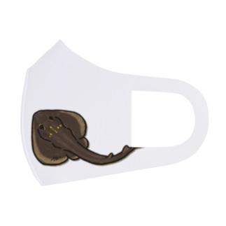 ウチワザメ Full Graphic Mask