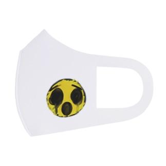 """PIENの""""しるし""""マスク Full Graphic Mask"""