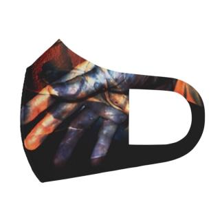 AF022 Full Graphic Mask