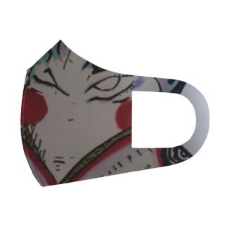 まなみちゃん💕 Full Graphic Mask