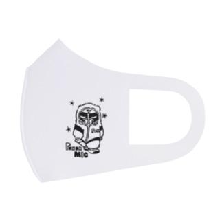 パンダミック Full Graphic Mask