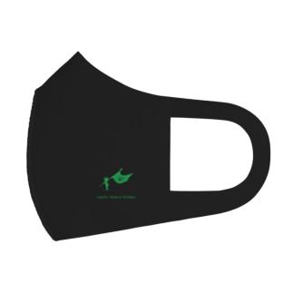 マスク GREEN DESIGN WORKS (グリーン) Full Graphic Mask