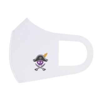 7周年限定スカルロゴ マスク Full Graphic Mask