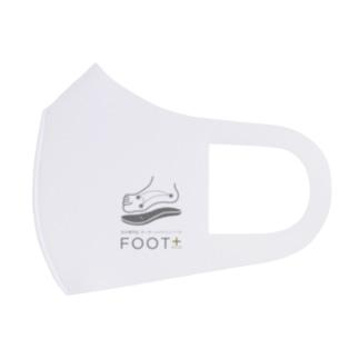 FOOT PLUS GOODS Full Graphic Mask