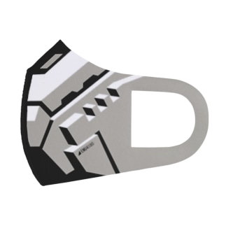 メカマスクv2 Full Graphic Mask