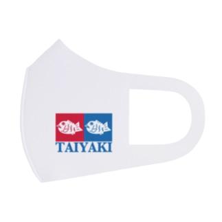 TAIYAKI Full Graphic Mask