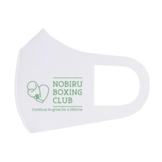 株式会社RiceCakeのNOBIRU BOXING CLUB公式グッズ Face Mask