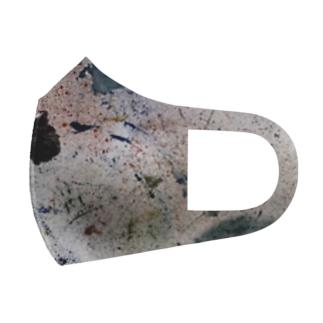 スペースシャワー Full Graphic Mask