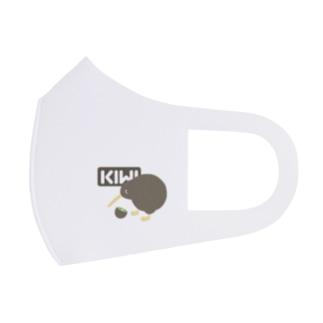 @miのKIWI&KIWI Full Graphic Mask