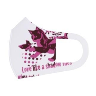 エキサイト猫ちゃん2 Face Mask