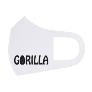 GORILLA(英字+1シリーズ) Full Graphic Mask