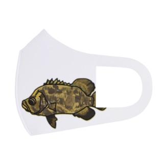 マツダイ Full Graphic Mask